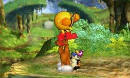 Lanzamiento superior del Dúo Duck Hunt SSB4 (3DS)