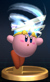 Trofeo de Kirby Tornado SSBB