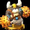 Trofeo de Morsario letal SSB4 (Wii U)