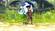 Arte de Monado (2) SSB4 (Wii U)