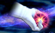 Crazy Hand Esfera de energía (1) SSB4 (3DS)