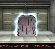 Puerta metálica (2) ESE SSBB