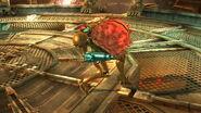 Soro siendo agarrado por Samus SSB4 (Wii U)