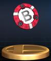 Trofeo Bomba inteligente SSBB