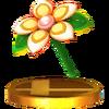 Trofeo de Varita de Lip SSB4 (3DS)