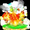 Trofeo del Super Dragón SSB4 (Wii U)
