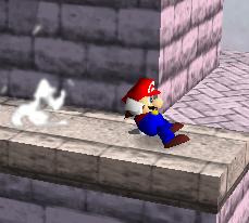 Ataque rápido de Mario SSB