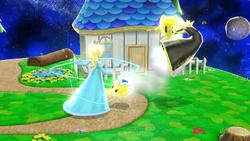 Fuerzas opuestas (2) SSB4 (Wii U)