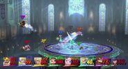 Liga Pokémon de Kalos (Versión Omega) SSB4 (Wii U)