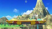 Pilotwings (Versión Omega) SSB4 (Wii U)