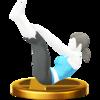 Trofeo de La navaja SSB4 (Wii U)