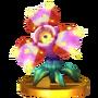Trofeo de Rafflesia SSB4 (3DS)