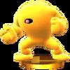 Trofeo de Yellow Devil SSB4 (3DS)