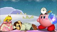 Créditos Modo Senda del guerrero Dr. Mario SSB4 (3DS)