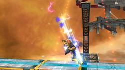 Patada relámpago (3) SSB4 (Wii U)