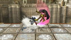 Sable salvaje (Lucina) (4) SSB4 (Wii U)