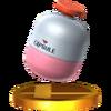 Trofeo de Cápsula SSB4 (3DS)
