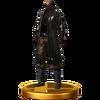 Trofeo de Rodin SSB4 (Wii U)