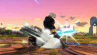Ataque rápido de Robin SSB4 (Wii U)