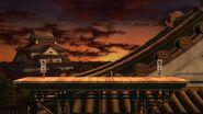 Castillo de Suzaku (Versión Omega) SSB4 (Wii U)