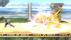 Granada veloz (2) SSB4 (Wii U)