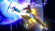 Láser Zero Wii U SSB4