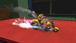 Moto veloz SSB4 (Wii U)