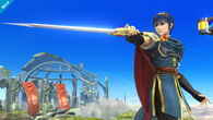 Posible burla de Marth - (SSB. for Wii U)