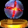 Trofeo de Bomba X SSB4 (3DS)