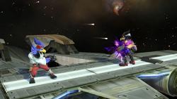 Blaster ráfaga (2) SSB4 (Wii U)