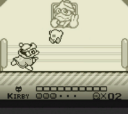 Clásico Kirby's Dream Land SSB4 (Wii U)