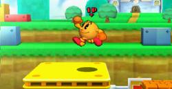 Entrada de Pac-Man (2) SSB4 (3DS)