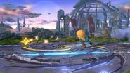 Estrella ninja (2) SSB4 (Wii U)