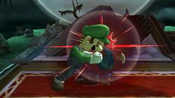Golpiza Luigi SSBB