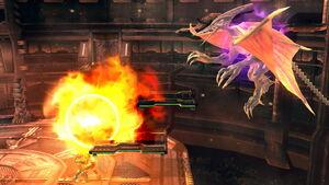 Ridley Llamarada (1) SSB4 (Wii U)