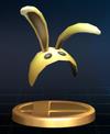 Trofeo de Capucha de Conejo SSBB