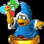 Trofeo de Kamek SSB4 (3DS)