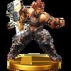 Trofeo de Reyn SSB4 (Wii U)