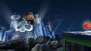 Estado indefenso del Aldeano SSB4 (Wii U)