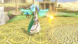 Fuego artificial (1) SSB4 (Wii U)