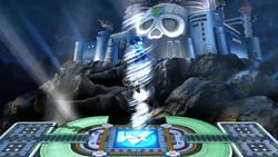 Tornado vertical (2) SSB4 (Wii U)