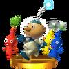 Trofeo de Alph SSB4 (3DS)