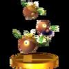 Trofeo de Castañazo SSB4 (3DS)
