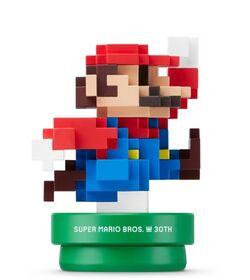 Amiibo de Mario Colores Modernos (serie 30 aniversario)