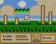 Clásico Kirby's Adventure