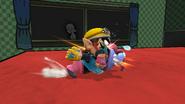 Dentellada (2) SSB4 (Wii U)
