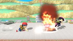 Detonación PSI (2) SSB4 (Wii U)