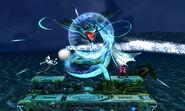 Efecto de Leviatán en Midgar (1) SSB4 (3DS)