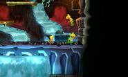 Koopa Troopa y Koopa Paratroopa en Smashventura SSB4 (3DS)