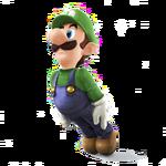Luigi SSB4 HD